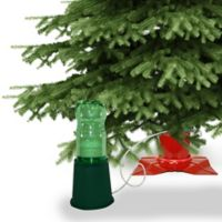 Water Tower Christmas Tree System
