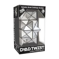 BePuzzled Dyad Twist Brain Teaser Puzzle