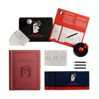 Scattergories® Linen Book Vintage Edition Board Game