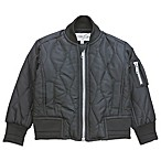 Sovereign Code™ Size 12M Bomber Jacket in Black