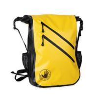 Body Glove® Seaside Floatable/Waterproof Backpack in Yellow