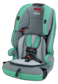 Graco® Tranzitions™ 3-in-1 Harness Booster Car Seat in Grey