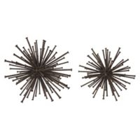Uttermost Aric Nail Spheres (Set of 2)
