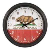 La Crosse Clock™ California Indoor/Outdoor Wall Clock