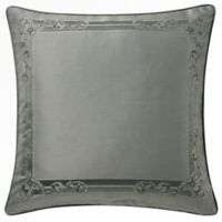 Waterford® Dimitrios European Pillow Sham in Charcoal