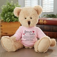 Memorial Personalized Teddy Bear