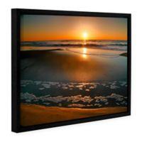 Morning Has Broken 36-Inch x 48-Inch Float Frame Canvas Wall Art