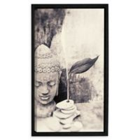 Buddha 32-Inch x 48-Inch Canvas Wall Art