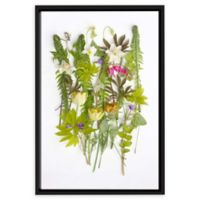 Spring Tapestry 12-Inch x 18-Inch Framed Wall Art
