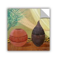 Herb Dickinson 14-Inch Square African Style I Removable Vinyl Wall Decal