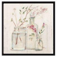Cheri Blum 24-Inch Square Blossoms on Birch VI Canvas Wall Art