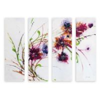 Jan Griggs Fluff 36-Inch x 48-Inch Canvas Wall Art (Set of 4)