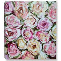 ArtWall Box of Roses 36-Inch x 36-Inch-Inch Canvas Wall Art
