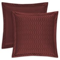 J. Queen New York® Satinique Quilted European Pillow Sham