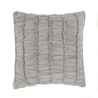 Levtex Home Niko European Pillow Shams in Taupe (Set of 2)
