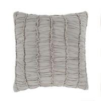 Levtex Home Niko European Pillow Shams in Taupe (Set of 2)