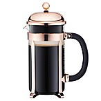 Bodum® Chambord 34 oz. French Press Coffee Maker in Copper