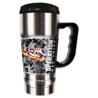 Louisiana State University Operation Hat Trick™ 20 oz. Stainless Steel Travel Mug