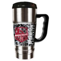 University of Alabama Operation Hat Trick™ 20 oz. Stainless Steel Travel Mug