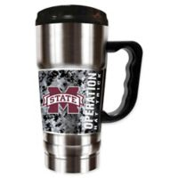 Mississippi State University Operation Hat Trick™ 20 oz. Stainless Steel Travel Mug
