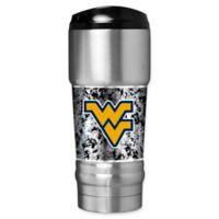 West Virginia University Operation Hat Trick™ 18 oz. Stainless Steel Travel Mug