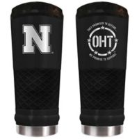 University of Nebraska Operation Hat Trick™ 24 oz. STEALTH Draft Tumbler