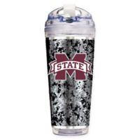 Mississippi State University Operation Hat Trick™ 24 oz. Clear Acrylic Travel Tumbler