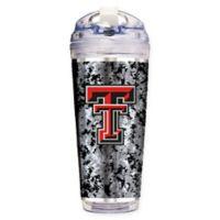 Texas Tech University Operation Hat Trick™ 24 oz. Clear Acrylic Travel Tumbler