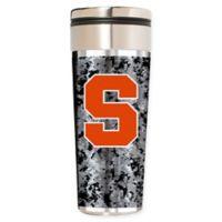 Syracuse University Operation Hat Trick™ 22 oz. Stainless Steel Travel Tumbler