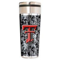 Texas Tech University Operation Hat Trick™ 22 oz. Stainless Steel Travel Tumbler