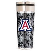 University of Arizona Operation Hat Trick™ 22 oz. Stainless Steel Travel Tumbler