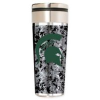 Michigan State University Operation Hat Trick™ 22 oz. Stainless Steel Travel Tumbler