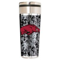 University of Arkansas Operation Hat Trick™ 22 oz. Stainless Steel Travel Tumbler