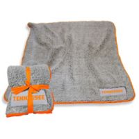 University of Tennessee Frosty Fleece Throw Blanket