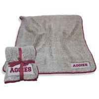 Texas A&M University Frosty Fleece Throw Blanket