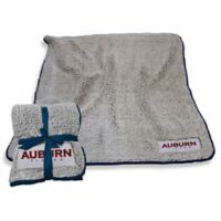 Auburn University Frosty Fleece Throw Blanket