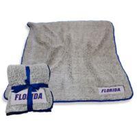 University of Florida Frosty Fleece Throw Blanket