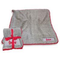 University of Nebraska-Lincoln Frosty Fleece Throw Blanket