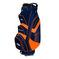 NFL Denver Broncos Bucket II Cooler Cart Golf Bag