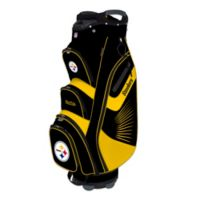 NFL Pittsburgh Steelers Bucket II Cooler Cart Golf Bag