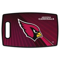 NFL Arizona Cardinals 9.5-Inch x 14.5-Inch Polypropylene Cutting Board