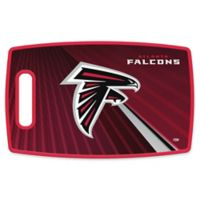 NFL Atlanta Falcons 9.5-Inch x 14.5-Inch Polypropylene Cutting Board