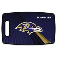 NFL Baltimore Ravens 9.5-Inch x 14.5-Inch Polypropylene Cutting Board