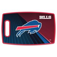 NFL Buffalo Bills 9.5-Inch x 14.5-Inch Polypropylene Cutting Board