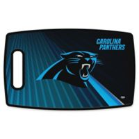 NFL Carolina Panthers 9.5-Inch x 14.5-Inch Polypropylene Cutting Board