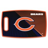 NFL Chicago Bears 9.5-Inch x 14.5-Inch Polypropylene Cutting Board