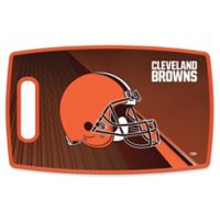 NFL Cleveland Browns 9.5-Inch x 14.5-Inch Polypropylene Cutting Board