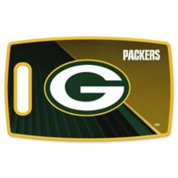 NFL Green Bay Packers 9.5-Inch x 14.5-Inch Polypropylene Cutting Board