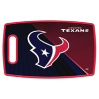 NFL Houston Texans 9.5-Inch x 14.5-Inch Polypropylene Cutting Board