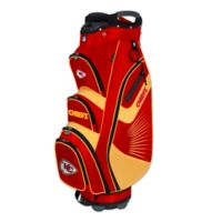 NFL Kansas City Chiefs Bucket II Cooler Cart Golf Bag